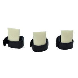 全音 ゼンオン 箏爪 生田流 フリーサイズ 3個セット マジックテープ式 琴爪