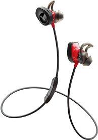 【送料無料 新品】Bose SoundSport Pulse wireless headphones ボーズ パルス ワイヤレスイヤホン パワーレッド