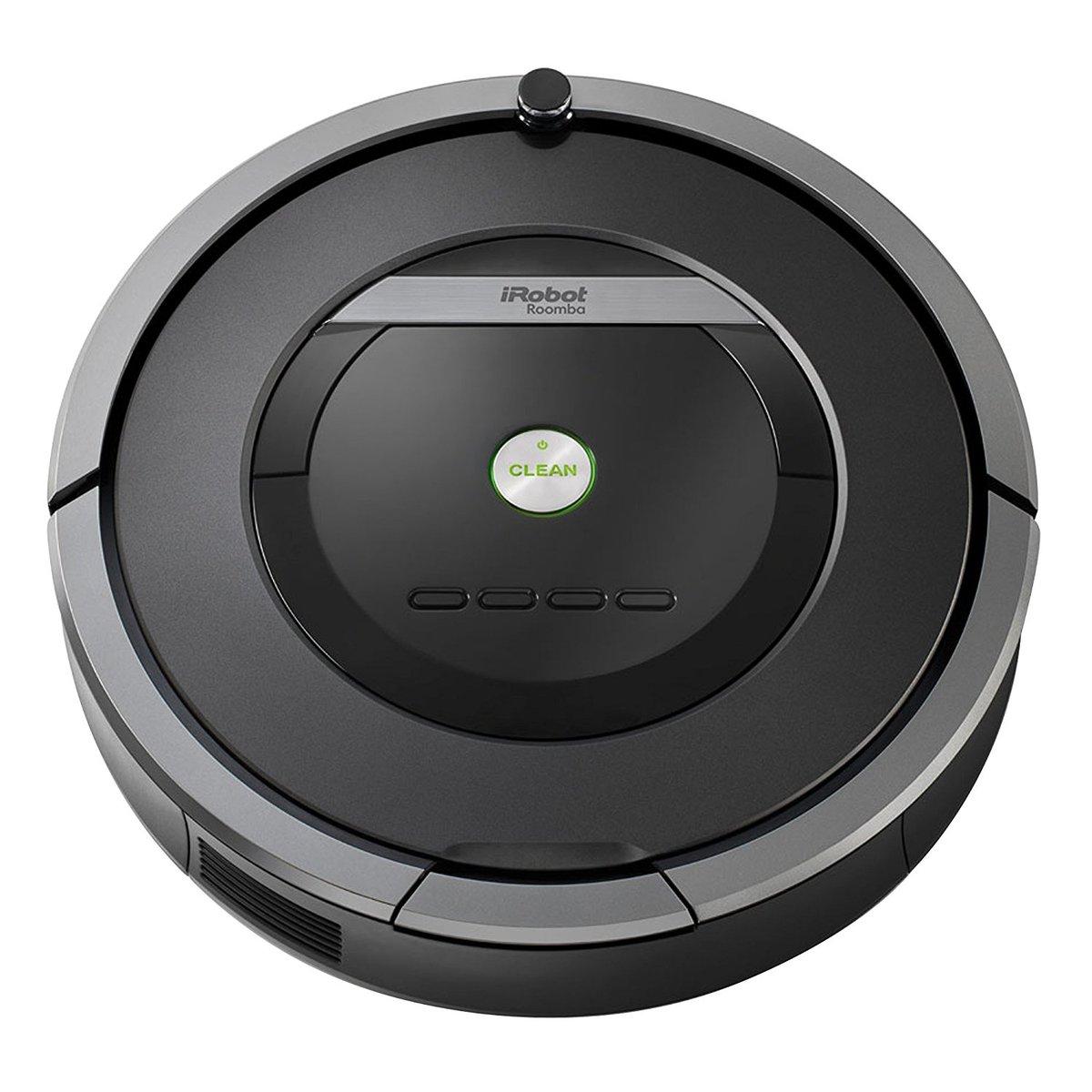 【送料無料 新品】アイロボット ロボット掃除機 ルンバ870【国内仕様正規品】R870060
