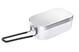 Neelac メスティン キャンプ アウトドア 飯ごう 飯盒 バリ取り済 1〜1.8合用 高い熱伝導率でふっくらおいしいごはんに 食品衛生法届済 送料無料