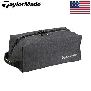 テーラーメイド/TaylorMade2018 テーラーメイド プレーヤーズ シューズバッグ N6536201 US仕様Players Shoe Bag シューズケースシューズバッグ