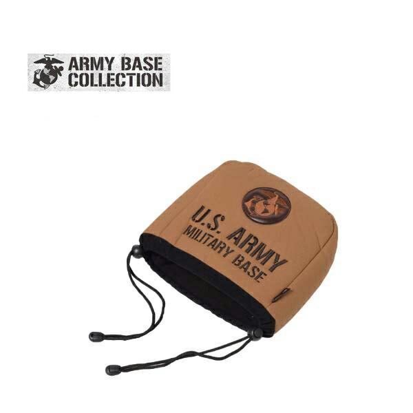 アーミーベースコレクションABC-002IC アイアン用ヘッドカバーUS ARMアイアンカバー/USアーミーアイアンカバーARMY BASE COLLECTION【ポイント10倍】