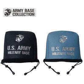 アーミーベースコレクションABC-005IC アイアン用ヘッドカバーAIR FORCE BROWN/AIR FORCE BROWN BLUEエアフォースブラウン/ブルーPUレザー【ポイント10倍】