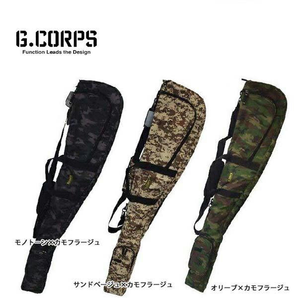 【ポイント10倍】G.CORPS/ジーコープスクラブケース gc3001迷彩/アーミー【送料無料】