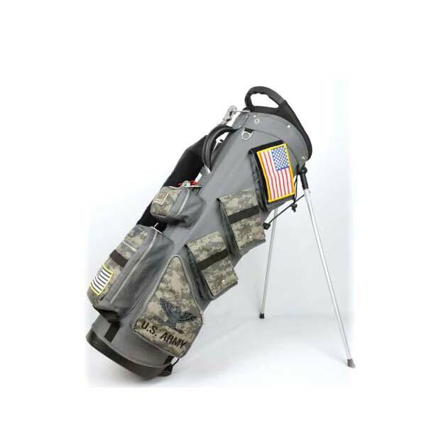 【ポイント10倍】アーミーベースコレクションスタンド式キャディバッグ ABC-019SB US ARMYARMY BASE COLLECTION ABC019SB【送料無料】