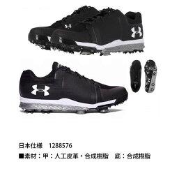 【日本モデル】 アンダーアーマー ゴルフシューズ UA TEMPO SPORT 1288576 Under Armour Golf Shoes