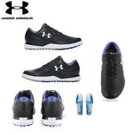 【日本モデル】 アンダーアーマー スパイクレス ゴルフシューズ UA PERFORMANCE SL 1299218 Under Armour Golf Shoes