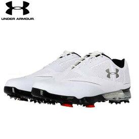 【日本モデル】 アンダーアーマー スパイク ゴルフシューズ UA TOUR TIPS 1299227 Under Armour Golf Shoes