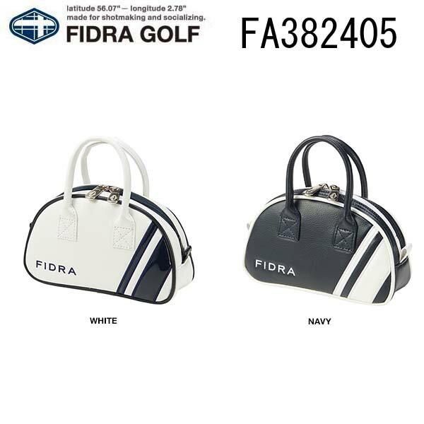 【2017年モデル】FIDRA/フィドラ FA382405ボストンバッグ型ポーチエナメルライン