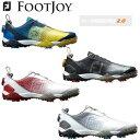【2018年モデル】 フットジョイ フリースタイル2.0ボア ゴルフシューズ FootJoy FREESTYLE2.0 Boa #57350 #57351 #573…