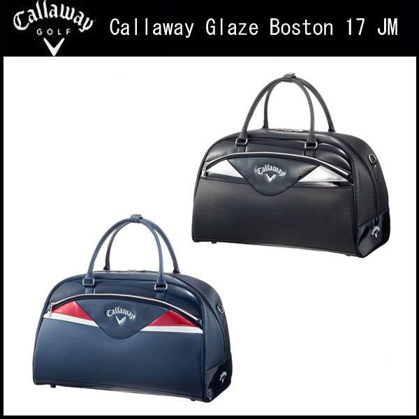 【2017年モデル】キャロウェイグレイズボストンバッグ 17JMCallaway Glaze Boston 17JM【日本正規品】【送料無料】