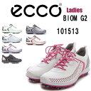 【2016年モデル】【レディース】ECCO/エコーBIOM G2/バイオムG2 101513 Ladiesゴルフ シューズ【送料無料】
