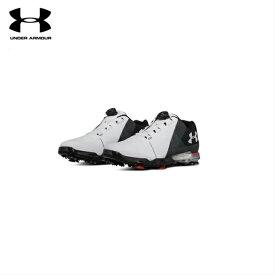 【日本モデル】 アンダーアーマー ゴルフシューズ SPIETH2 BOA 3020802 2E Under Armour Golf Shoes