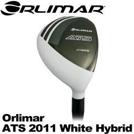 【即納】ORLIMAR GOLF/オリマー ATS ホワイトハイブリッドUT OR07618 OR07619ATS WHITE HYBRID