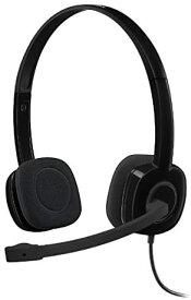 ロジクール ステレオヘッドセットLogicool Stereo Headset H151 H151R 4943765047988