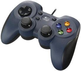 Logicool ロジクール ゲームパッド F310rダークブルー 滑らかな操作感 FINAL FANTASY XIV:新生エオルゼア Windows版 推奨 国内正規品 3年間メーカー保証 4943765037866