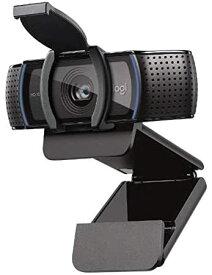 Logicool(ロジクール) ロジクール HD プロ ウェブカム フルHD 1080p C920S 4943765049265