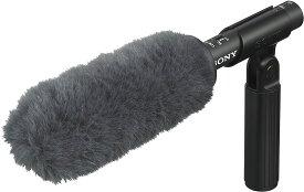 ◎在庫あります SONY ECM-VG1 鋭指向性ショットガンマイクロホン 4905524730760 ソニー マイク コンデンサー エレクト ゲーム セミナー マイクロフォン レット 実況 業務 機器 説明会 通話 配信 録音
