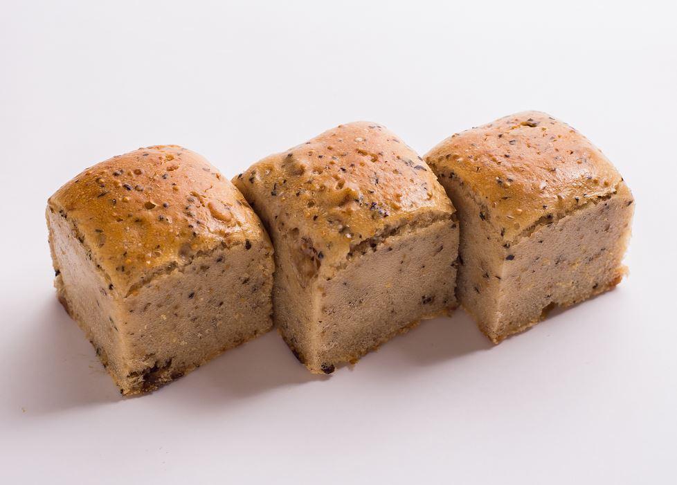 グルテンフリー パン米粉パン プチイチジクくるみパンセット(3個入り)