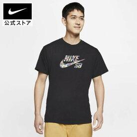 ナイキ SB メンズ ロゴ スケートボード Tシャツ / Nike SB Men's Logo Skate T-Shirtアパレル メンズ スポーツ スケートボード スケボー トップス Tシャツ 半袖 半袖Tシャツ