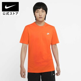 ナイキ クラブ Tシャツ / Nike Sportswear Club Men's T-Shirtアパレル メンズ スポーツ カジュアル トップス Tシャツ 半袖 半袖Tシャツ