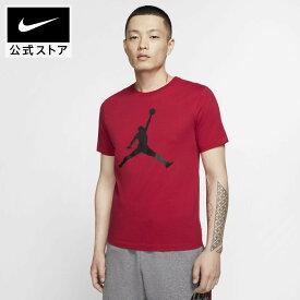 ジョーダン ジャンプマン メンズ TシャツNIKE アパレル メンズ ジョーダン Jordan トップス Tシャツ 半袖 半袖Tシャツ
