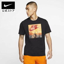 ナイキ エア メンズ Tシャツ / Nike Air Men's T-Shirtアパレル メンズ スポーツ カジュアル トップス Tシャツ 半袖 半袖Tシャツ