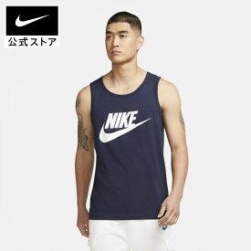 ナイキ スポーツウェア メンズ タンクトップ / Nike Sportswear Men's Tankアパレル メンズ スポーツ カジュアル トップス タンクトップ ノースリーブ シングレット