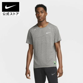 ナイキ ライズ 365 フューチャー ファスト メンズ ランニングトップNIKE アパレル メンズ スポーツ ランニング ジョギング トップス Tシャツ 半袖 半袖Tシャツ 送料無料
