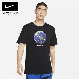 """ナイキ Dri-FIT """"World Ball"""" メンズ バスケットボール TシャツNIKE アパレル メンズ スポーツ バスケットボール バスケ トップス Tシャツ 半袖 半袖Tシャツ"""