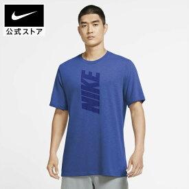 ナイキ DFC スラブ BLK MC S/S Tシャツアパレル メンズ スポーツ トレーニング フィットネス ジム トップス Tシャツ 半袖 半袖Tシャツ