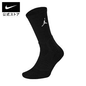 ジョーダン フライト クルー バスケットボールソックスアクセサリー メンズ レディース ユニセックス ジョーダン Jordan インナー アンダーウェア ソックス 靴下 ショート