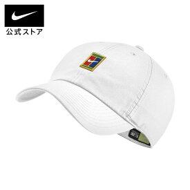 【クーポン対象商品】ナイキコート ヘリテージ86 ロゴ テニスキャップアパレル メンズ レディース ユニセックス スポーツ テニス 帽子