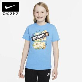 ナイキ スポーツウェア ジュニア Tシャツアパレル ジュニア キッズ 子供 子ども 男の子 女の子 トレーニング フィットネス トップス Tシャツ 半袖 半袖Tシャツ