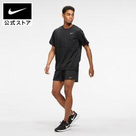 ナイキ フレックス ストライド ラン ディビジョン メンズ ランニングショートパンツ (インナー付き)アパレル メンズ スポーツ ランニング ジョギング ボトムス ハーフパンツ パンツ ショーツ 短パン 2 IN 1