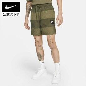 ナイキ エア メンズ ウーブン ショートパンツアパレル メンズ スポーツ カジュアル ボトムス ハーフパンツ パンツ ショーツ 短パン ゆったり オーバーサイズ ユニセックス