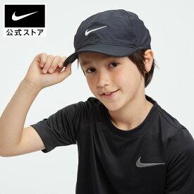 【クーポン対象商品】ナイキ エアロビル フェザーライト キッズ アジャスタブル キャップアパレル ジュニア キッズ 子供 子ども 男の子 女の子 トレーニング フィットネス 帽子