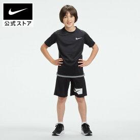 【クーポン対象商品】ナイキ Dri-FIT ジュニア (ボーイズ) トレーニングショートパンツアパレル キッズ 子供 子ども 男の子 トレーニング フィットネス ボトムス ハーフパンツ パンツ ショーツ 短パン