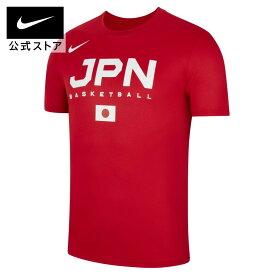 JAPAN メンズ バスケットボール プラクティス Tシャツアパレル メンズ スポーツ バスケットボール バスケ トップス Tシャツ 半袖 半袖Tシャツ