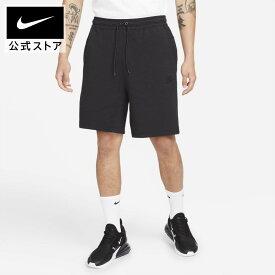 【最大50%OFFクーポン対象】ナイキ スポーツウェア テック エッセンシャル メンズ フリース ショートパンツアパレル メンズ スポーツ カジュアル ボトムス ハーフパンツ パンツ ショーツ 短パン ゆったり オーバーサイズ ユニセックス