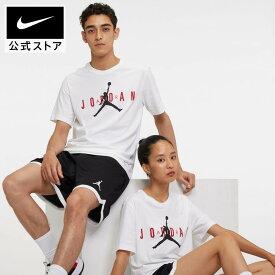 ジョーダン エア ワードマーク メンズ Tシャツアパレル メンズ ジョーダン Jordan トップス Tシャツ 半袖 半袖Tシャツ ゆったり オーバーサイズ ユニセックス