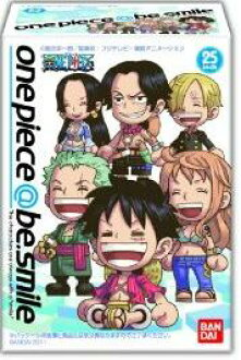 BANDAI one piece @be.smile (candy toy) BOX