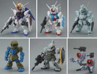 FW GUNDAM CONVERGE (Gundam converge) BOX 8 (shokugan)