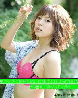 CJ葵tsukasa官方卡收集~魅setea☆ge☆ru~BOX■4箱安排■(附带二木限定优惠卡)