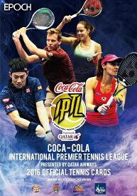 EPOCH コカ・コーラ インターナショナル・プレミア・テニスリーグ 2016 オフィシャル・テニスカード BOX(送料無料)