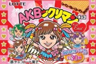 (预订)AKB kkurimanchoko<组EAST>(食玩)[30个装]BOX(打算在6月6日开始销售)