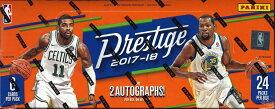NBA 2017/2018 PANINI PRESTIGE BASKETBALL HOBBY BOX