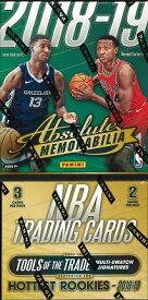 NBA 2018/2019 PANINI ABSOLUTE MEMORABILIA BASKETBALL BOX(送料無料)