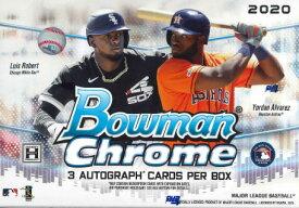 MLB 2020 BOWMAN CHROME BASEBALL HTA JUMBO(送料無料)