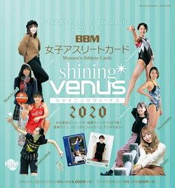 (予約)BBM シャイニングヴィーナス 2020 BOX(送料無料) 2020年1月下旬発売予定